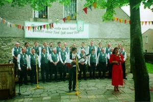 MGV Syrau und Drachenburg Musikanten