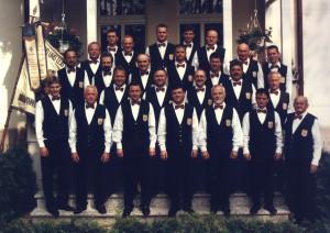Singen in Bergen 2009
