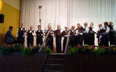 Sängertreffen 09. Mai 2015