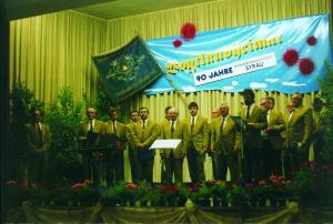 90 Jahre MGV Harmonie Syrau