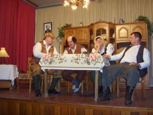 Theaterstück MGV Syrau 2009