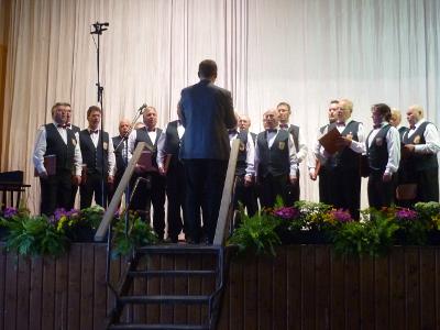 Foto von einem früheren Auftritt