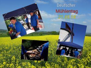 Deutscher Mühlentag 21.05.18
