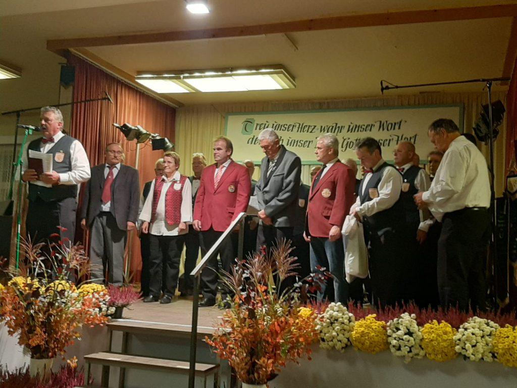Sängertreffen in Syrau