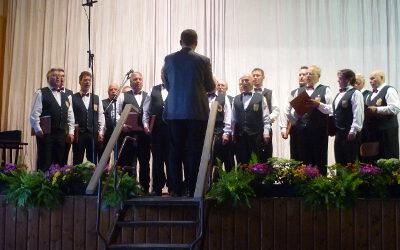 Sängertreffen 10.10.2015